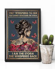 Hairdresser They Whispered To Her 11x17 Poster lifestyle-poster-8