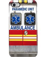 Paramedic Unit Ambulance Phone Case i-phone-7-case