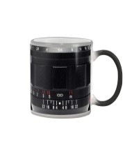Photographer Red And White Numbers Color Changing Mug thumbnail