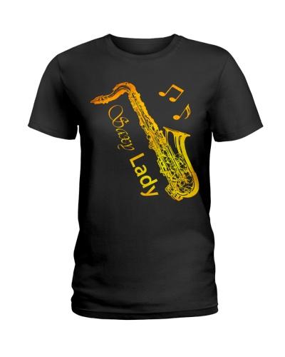 Saxophone - Saxy lady