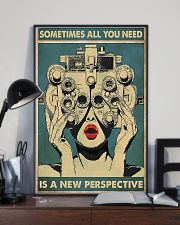 New Perspective Optometrist 11x17 Poster lifestyle-poster-2