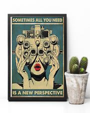 New Perspective Optometrist 11x17 Poster lifestyle-poster-8