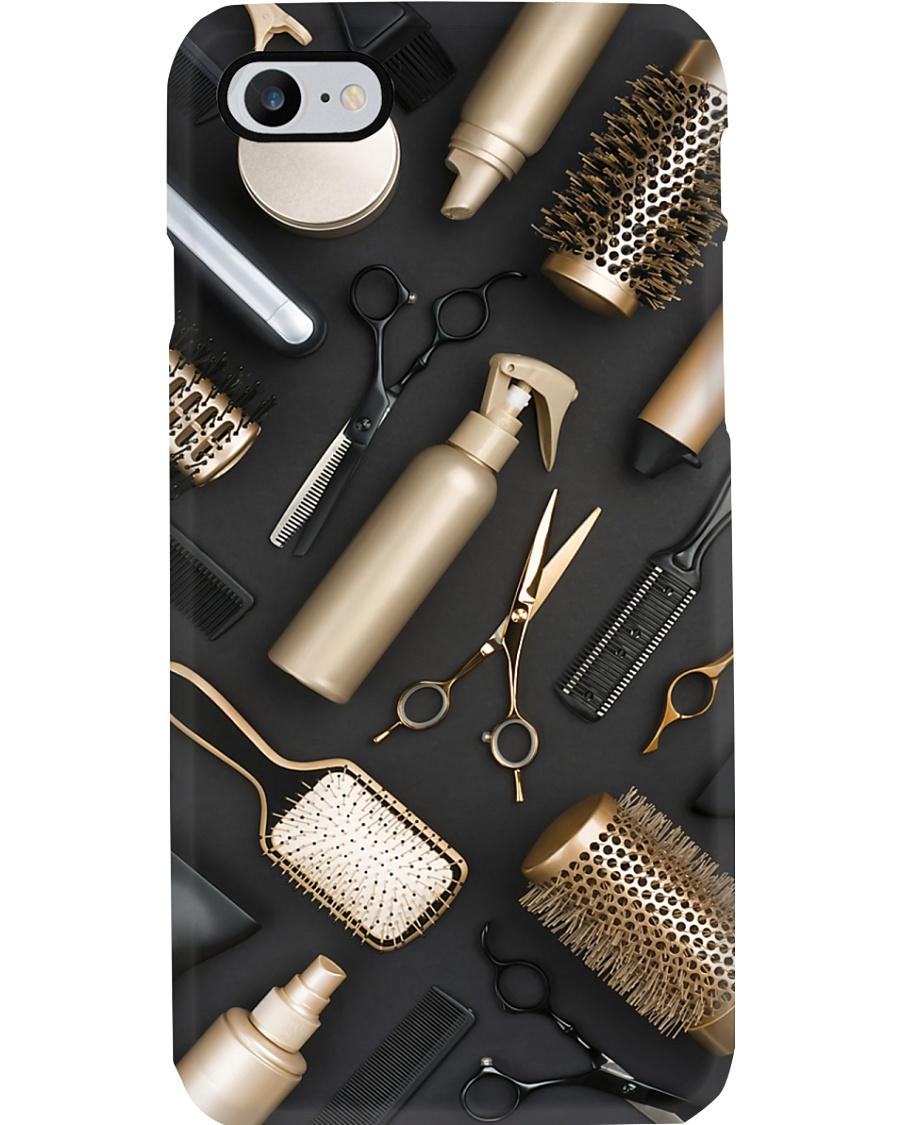 Hairdresser Metal Tools Phone Case