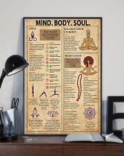 Yoga-unique poster 11x17 Poster lifestyle-poster-2