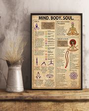 Yoga-unique poster 11x17 Poster lifestyle-poster-3