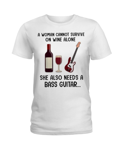 Woman Need Wine And Bass Guitar