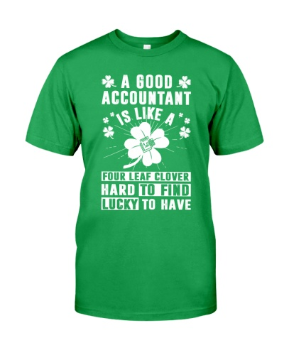 Accountant - There's no crying during tax season
