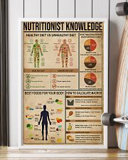 Nutritionist Knowledge 11x17 Poster lifestyle-poster-4