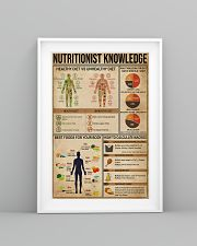 Nutritionist Knowledge 11x17 Poster lifestyle-poster-5