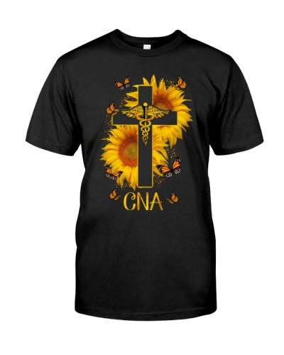 Sunflower Christ CNA