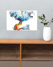 Scientist Art 17x11 Poster poster-landscape-17x11-lifestyle-24