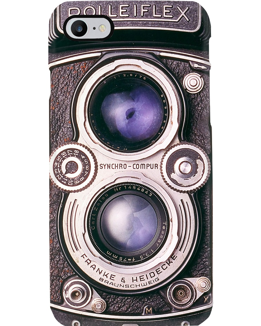 Photographer Retro Vintage Cam Phone Case