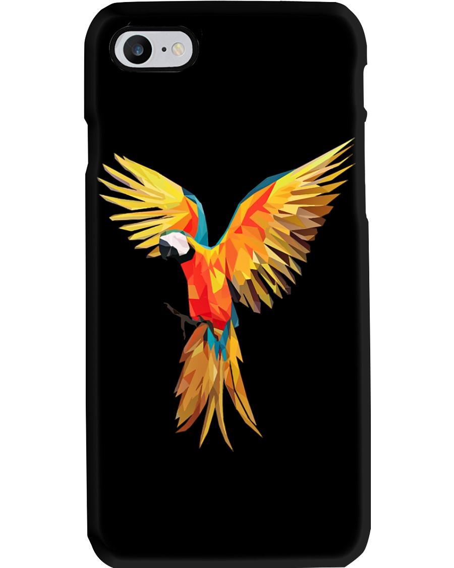 Parrot Orange Phonecase Phone Case