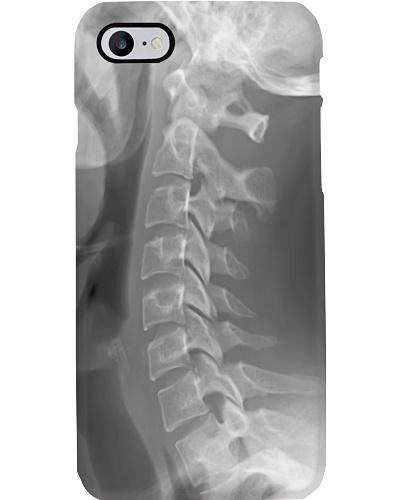 Radiologist X-ray Neck