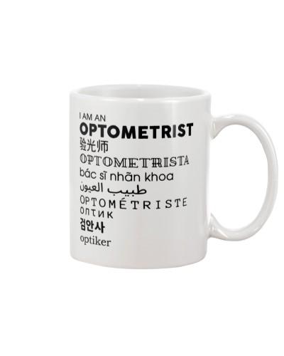 Optometrist Languages