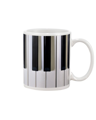 Piano Keyboard Pianist Gift