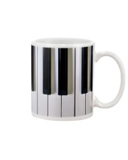Piano Keyboard Pianist Gift Mug tile