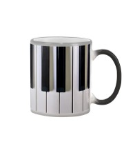 Piano Keyboard Pianist Gift Color Changing Mug thumbnail
