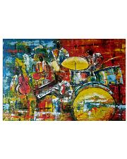 Drummer Painting 17x11 Poster front