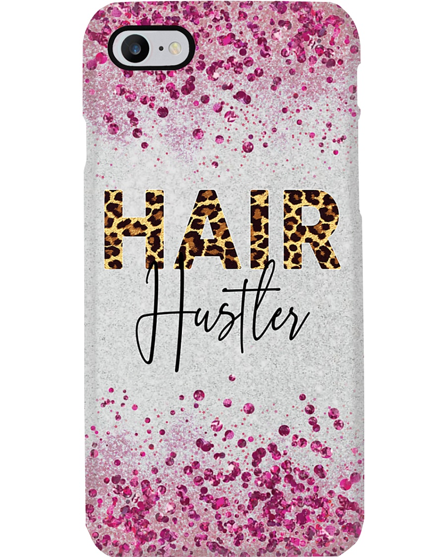 Hairstylist Hair Hustler Phone Case