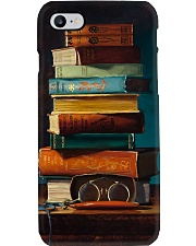 Books And Glasses Phone Case i-phone-7-case