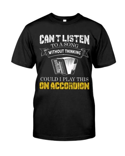 Accordion I Play This On Accordion