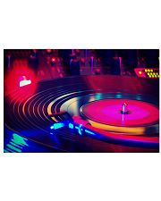 DJ Vinyl Lively Music 17x11 Poster front