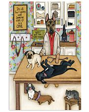Veterinarian It's All Fun 11x17 Poster front