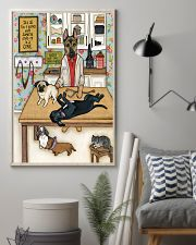 Veterinarian It's All Fun 11x17 Poster lifestyle-poster-1