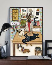 Veterinarian It's All Fun 11x17 Poster lifestyle-poster-2
