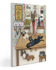 Veterinarian It's All Fun 20x30 Gallery Wrapped Canvas Prints thumbnail