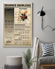 Drummer Knowledge 11x17 Poster lifestyle-poster-1