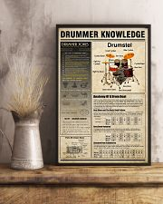 Drummer Knowledge 11x17 Poster lifestyle-poster-3