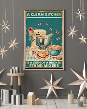 Baking A Clean Kitchen 11x17 Poster lifestyle-holiday-poster-1