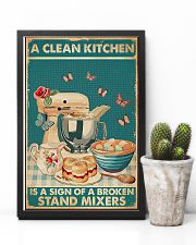 Baking A Clean Kitchen 11x17 Poster lifestyle-poster-8
