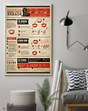 Baking Starter Breads 11x17 Poster lifestyle-poster-1