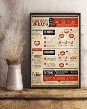 Baking Starter Breads 11x17 Poster lifestyle-poster-3