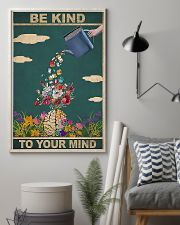 Librarian Be Kind To Your Mind 11x17 Poster lifestyle-poster-1