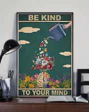 Librarian Be Kind To Your Mind 11x17 Poster lifestyle-poster-2