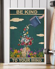 Librarian Be Kind To Your Mind 11x17 Poster lifestyle-poster-4