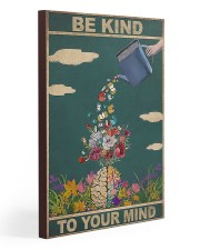 Librarian Be Kind To Your Mind 20x30 Gallery Wrapped Canvas Prints thumbnail