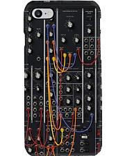 Synthesizer System Phone Case i-phone-8-case