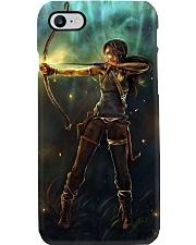 Archery Girl Phone Case i-phone-7-case