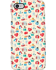 Cardiologist Color Items Phone Case i-phone-7-case