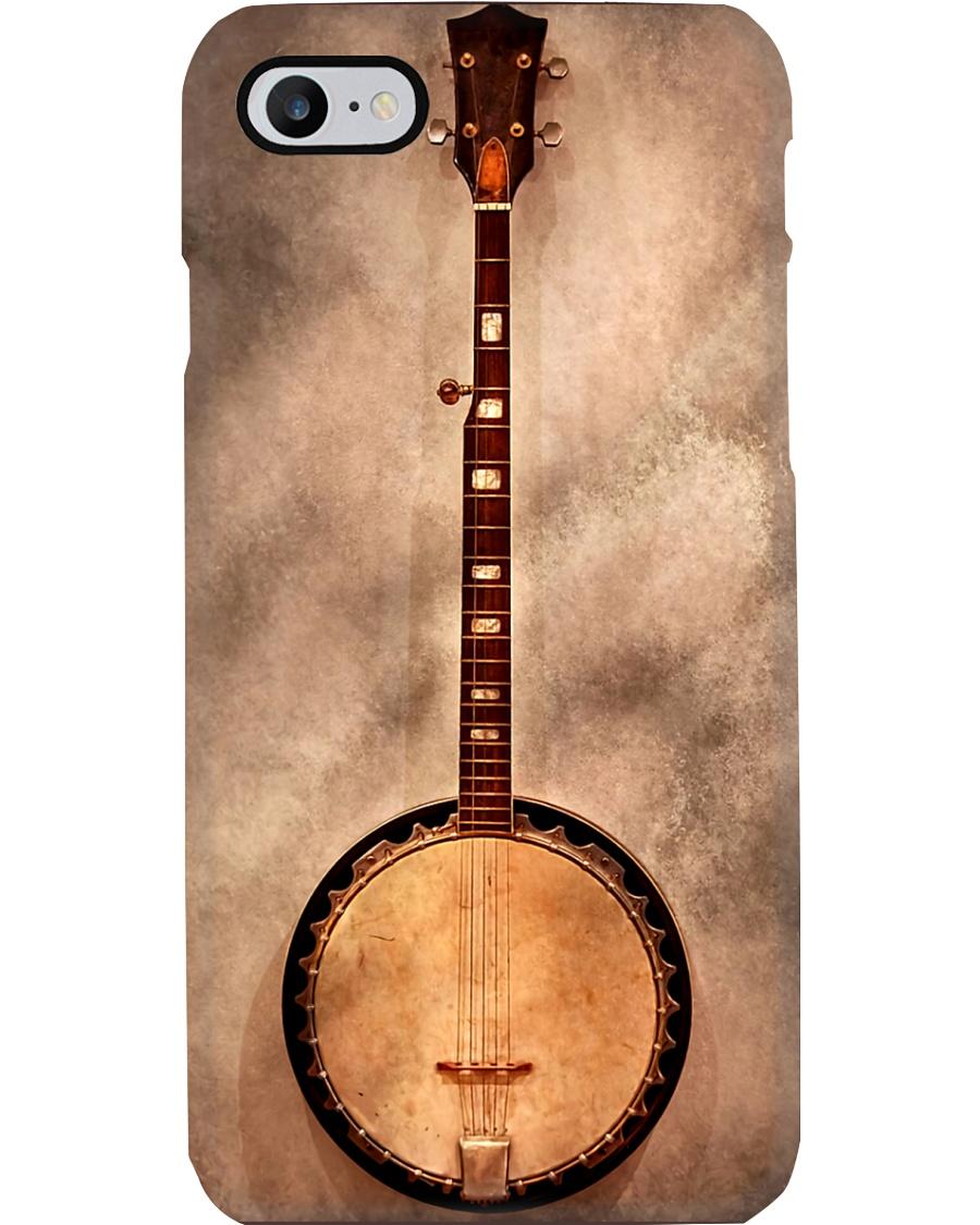 Bluegrass Banjo Instrument Phone Case