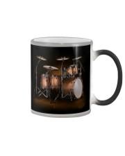 Drummer - Drum Set  Color Changing Mug thumbnail