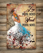 Violin - Find Your Soul 11x17 Poster aos-poster-portrait-11x17-lifestyle-14