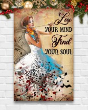 Violin - Find Your Soul 11x17 Poster aos-poster-portrait-11x17-lifestyle-23