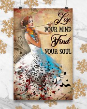 Violin - Find Your Soul 11x17 Poster aos-poster-portrait-11x17-lifestyle-25