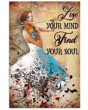 Violin - Find Your Soul 11x17 Poster front